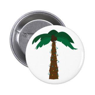 Palma del navidad pin
