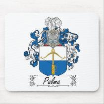 Palma Family Crest Mousepad
