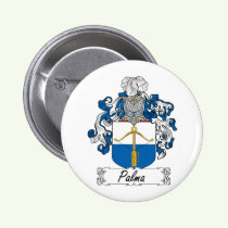 Palma Family Crest Button