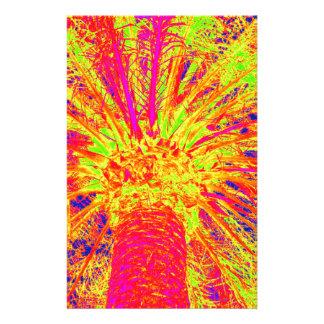 palma fluorescente  papeleria
