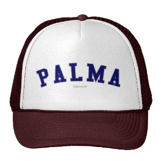 Palma Gorro De Camionero