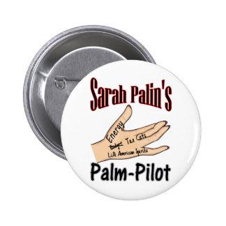 palma-piloto pin redondo 5 cm