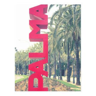 Palma Postcard