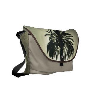 Palma soleada bolsa de mensajería