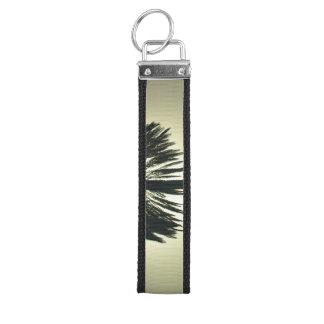 Palma soleada llavero de pulsera