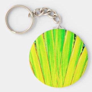 Palma verde llaveros personalizados