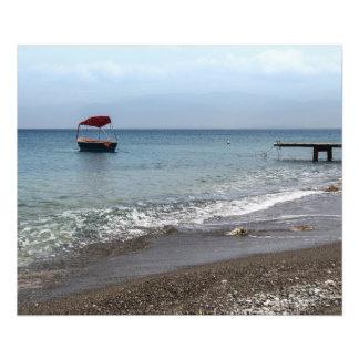 Palmar de Ocoa Beach, South Dominican Republic Photo Print