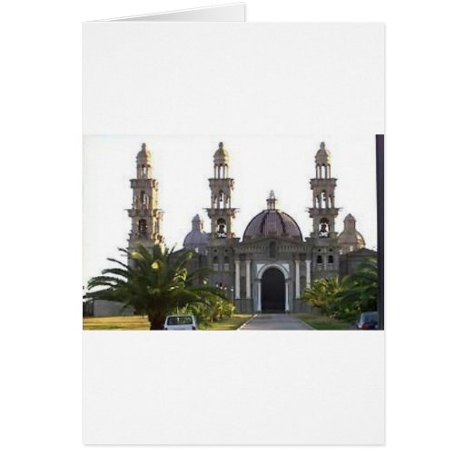 Palmarian Catholic Church Greeting Card