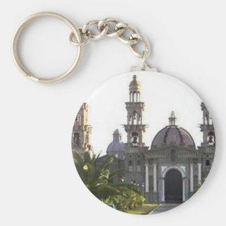 Palmarian Catholic Church Basic Round Button Keychain