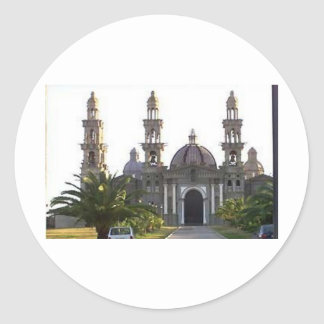 Palmarian Catholic Church Round Sticker