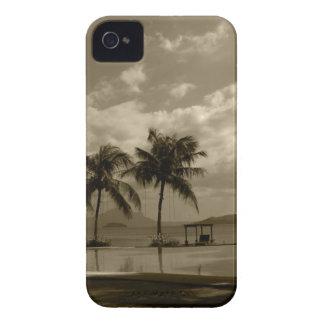 Palmas Carcasa Para iPhone 4 De Case-Mate