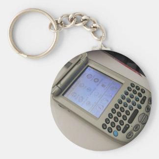 Palmas de los teléfonos móviles de los PDA de la P Llavero Personalizado