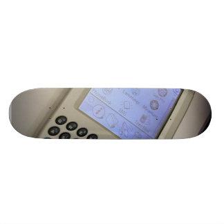 Palmas de los teléfonos móviles de los PDA de la P Tablas De Patinar