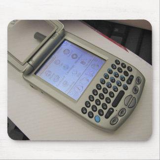 Palmas de los teléfonos móviles de los PDA de la P Tapetes De Raton
