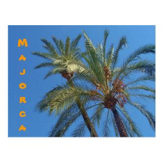 Palmas de Majorca - postal