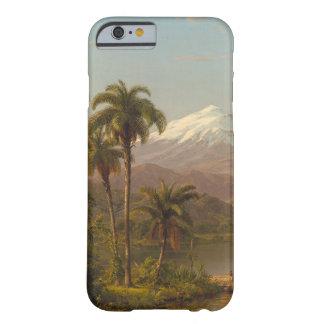 Palmas de Tamaca a lo largo del río de Magdalena Funda Barely There iPhone 6