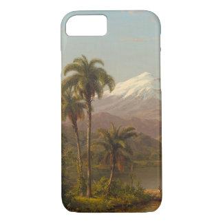 Palmas de Tamaca a lo largo del río de Magdalena Funda iPhone 7