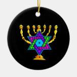 Palmatorias judías adornos de navidad