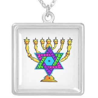 Palmatorias judías colgante cuadrado