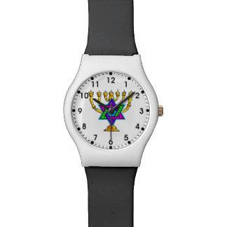 Palmatorias judías reloj de mano