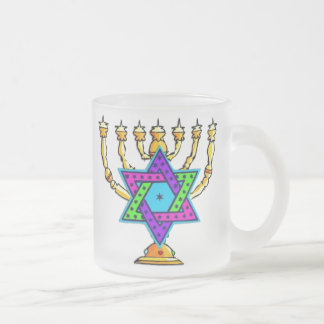 Palmatorias judías taza cristal mate