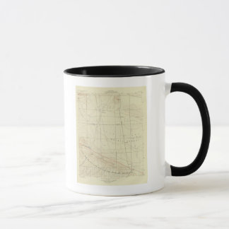 Palmdale quadrangle showing San Andreas Rift Mug