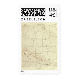 Palmdale quadrangle showing San Andreas Rift Stamps
