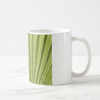 Palmenblatt Classic White Coffee Mug