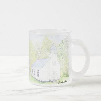Palmer Chapel Catalochee  Glass coffee mug