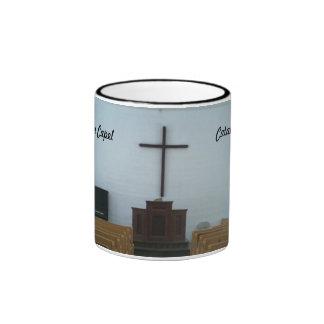 Palmer Chapel,catalochee nc Ringer Coffee Mug