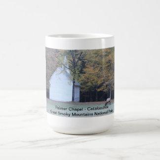 Palmer Chapel - Cataloochee Classic White Coffee Mug