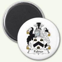 Palmer Family Crest Magnet