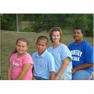 Palmer Family Cutout