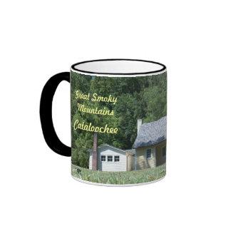 PALMER house ,catalochee nc Ringer Mug