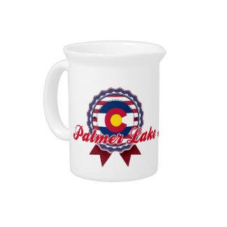 Palmer Lake, CO Beverage Pitcher