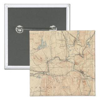 Palmer, Massachusetts Pinback Button