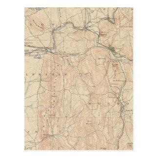 Palmer, Massachusetts Postcard