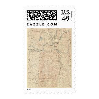 Palmer, Massachusetts Stamp