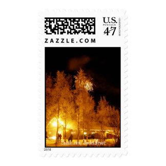 Palmer RR Depot #2, Zazzle.com/Jack9Frost Postage Stamp