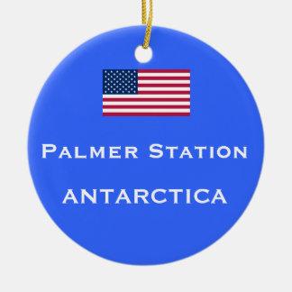 Palmer Station Christmas Ornament