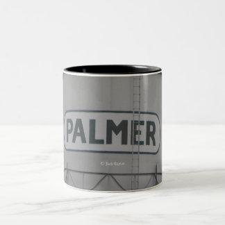 Palmer Water 02 Two-Tone Coffee Mug