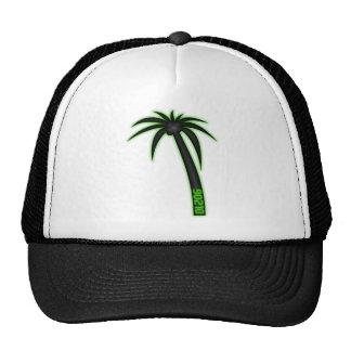 Palmera 90210 gorras de camionero