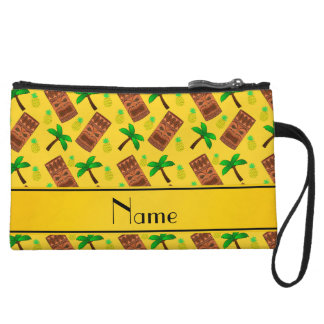 Palmera amarilla conocida personalizada de las