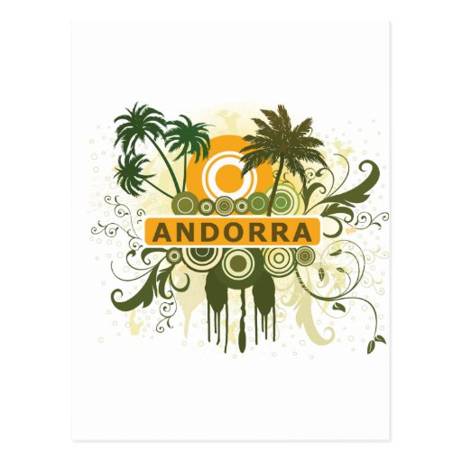 Palmera Andorra Postal