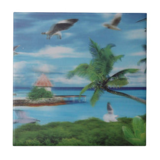 Palmera beach.jpg del coco azulejo ceramica