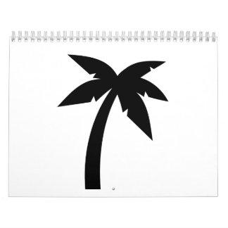 Palmera Calendario