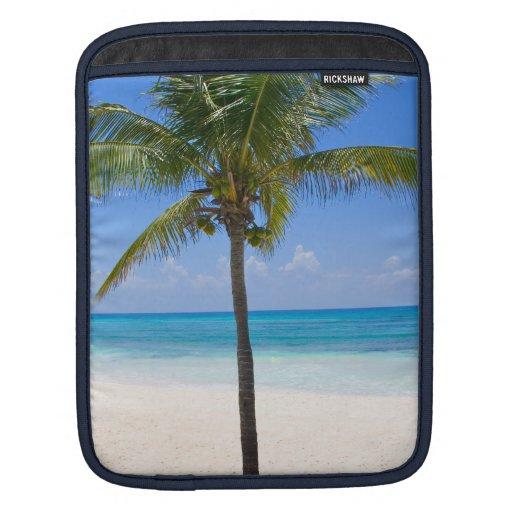 Palmera de Bahamas Fundas Para iPads