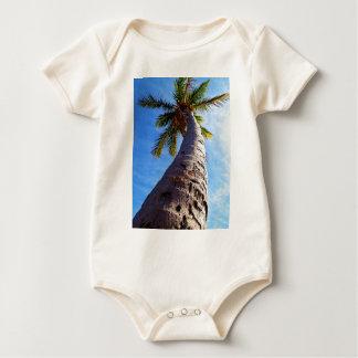 Palmera de la Florida Mameluco De Bebé