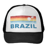 Palmera el Brasil Gorros Bordados