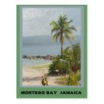 Palmera, Montego Bay Jamaica junio de 2011 Tarjeta Postal